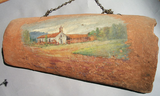 Sonoma Mission Roof Tile