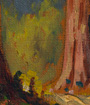 The Redwoods paintings